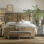 Boheme: Queen Size Was: $3396 Now: $2039 (Available in King)