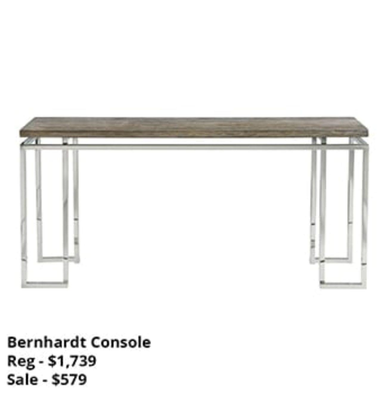 Bernhardt Console