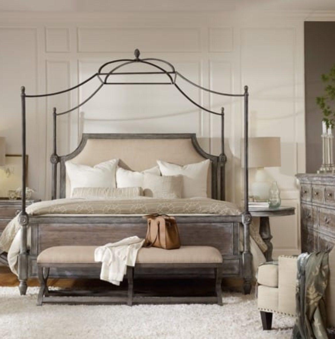 Hooker 5701-90166 bedroom