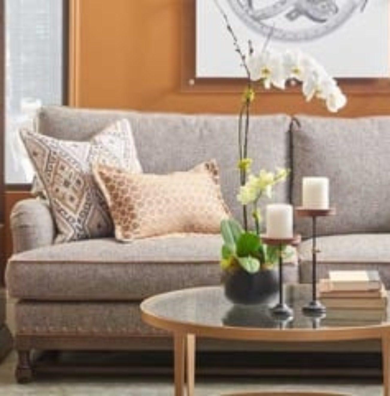 Wesley Hall Upholstery Grouping