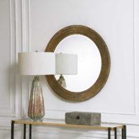 Relic Round Mirror – $299.00