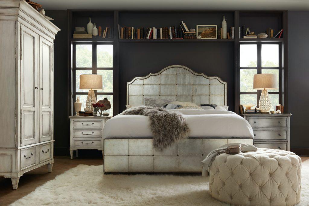 Bedroom furniture set from Chez-Del Interiors