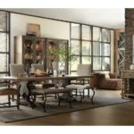 Hooker - Hill Country Bandera Dining Table