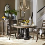 """Hooker - Applewhite 60"""" Round Dining Table"""