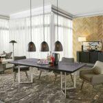 Uttermost-Revelation - Herringbone Dining Table