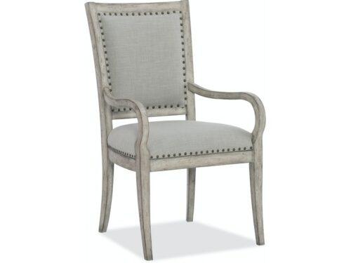 Hooker - Boheme Vitton Upholstered Side Arm Chair